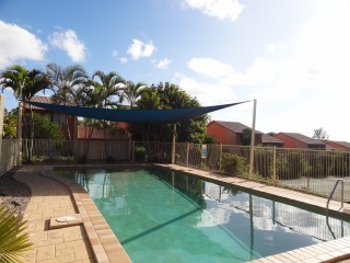 View profile: TWO BEDROOM TOWNHOUSE WITH AIR-CONDITIONING, POOL + TENNIS COURT